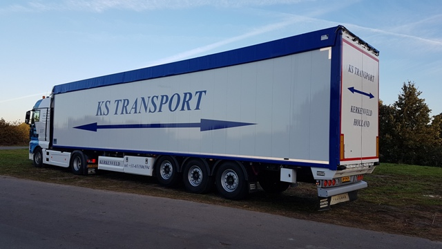 KS Transport Kerkenveld